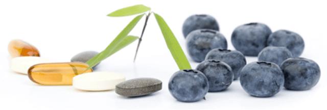 Huidproblemen en voeding